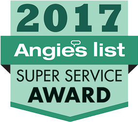 Angie's List - Super Service Award 2017