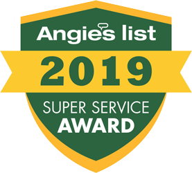 Angie's List - Super Service Award 2019