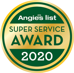 Angie's List - Super Service Award 2020